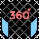 360 Degree App Icon