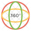 360 Degree Virtual Icon