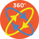 360-Degree Icon
