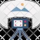 360 Degree Camera Icon