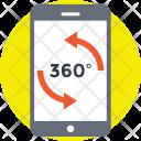 360 Degree Video Icon