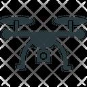 360 Drone Icon