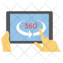 360 Interface Icon