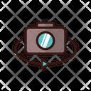 360 View Icon