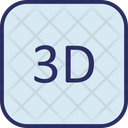 Computer Graphic Hd Format Movie Icon