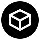 3 D Cube Icon