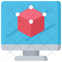 Three D Design Icon