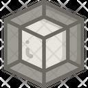 Dimension Shape Box Icon