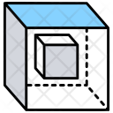 3 D Environment Icon