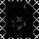 3 D File Dimensional Icon