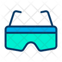3 D Glass Icon