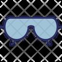 3 D Glasses Eyewear Glasses Icon