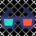 D Glasses D Glasses Glasses Icon