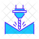3D Milling Icon