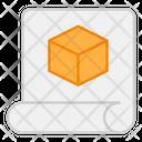 3 D Module 3 D Cube 3 D Animation Icon