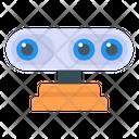 3 D Sensor Icon