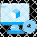 D Software D Printing Software Printing Software Icon
