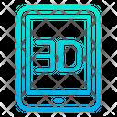 3D Tab Icon