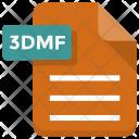 3 Dmf File Icon