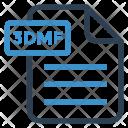 3dmf file Icon