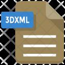 3dxml file Icon