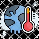 3 Global Warming Icon