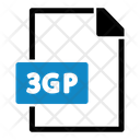 3 GP File Icon
