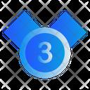 3rd Rank Icon