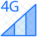 4 G Signal Icon