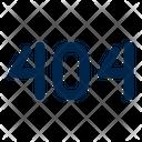 404 Icon