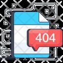 404 File Icon