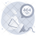 404 Issue Icon