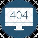 404 Website Icon