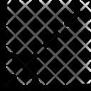45 Angle Rotate 45 Angle Rotate Icon