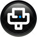 Electronics Cable Connector Icon