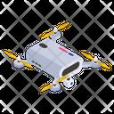 47 Drone Copter Icon