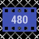 480 P Icon