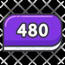 480p image Icon