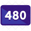 Four Hundred Eighty Icon