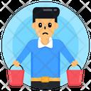 4 Construction Child Labour Icon