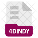 4 Dindy File Icon