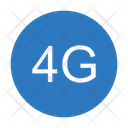 Internet G Connection Icon
