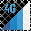 4g Signal Icon
