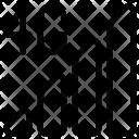 4 G Signal Network Icon