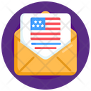 4th July Mail Icon