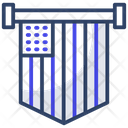4th July Banner 4th July Streamer 4th July Icon