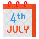 4th Of July Icon