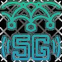 5 G Icon
