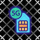 G Internet Speed Icon