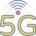 5 G 5 G Connection 5 G Network Icon